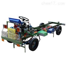 YUY-TM23東風EQ1118G透明整車模型|汽車教學模型
