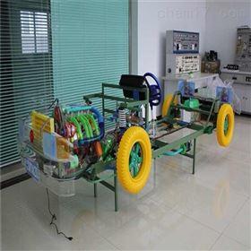 YUY-TM02新款桑塔納3000透明整車教學模型