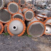 二手列管冷凝器现货出售优惠出售