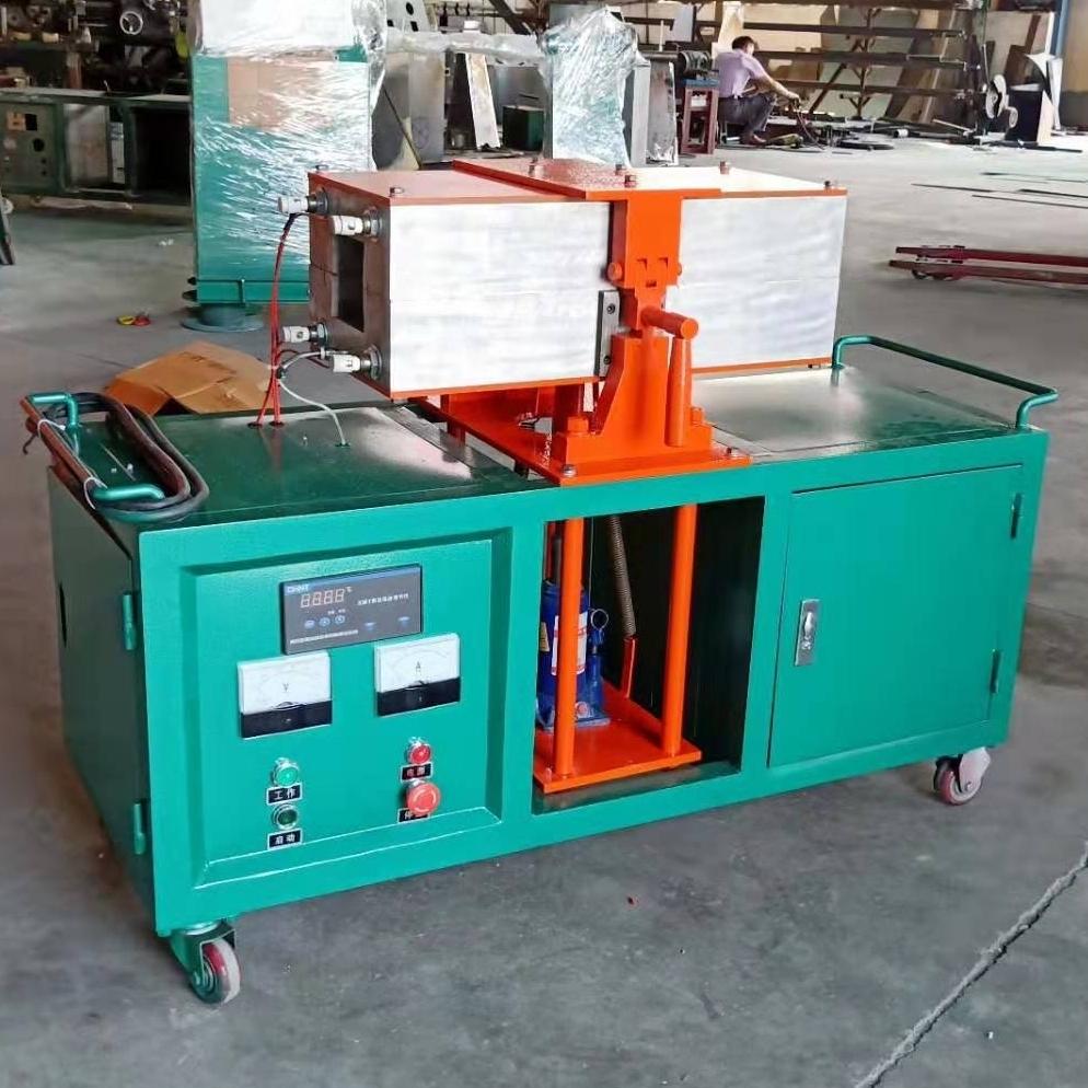 矿用电缆硫化热补机