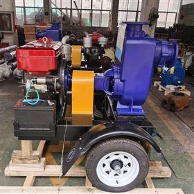 ZWC柴油机污水自吸泵