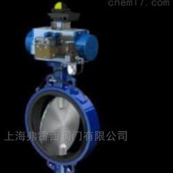 进口气动不锈钢CF8膨胀蝶阀