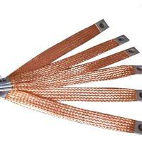 铜纺织线软连接线