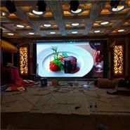 多功能舞台LED显示屏背景墙价格