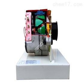 YUY-JP0162斯太尔汽车发电机解剖模型