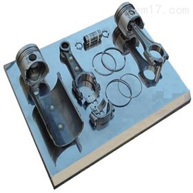 YUY-JP060活塞连杆缸套组件解剖模型