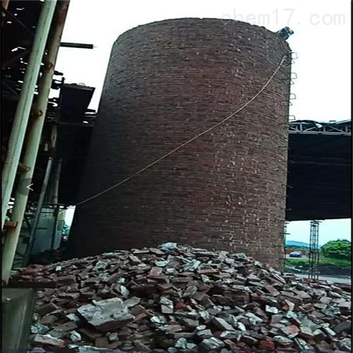 驻马店高烟囱拆除公司价低质高
