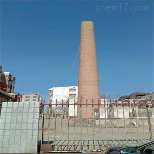 河南省拆除废弃烟囱公司环保施工