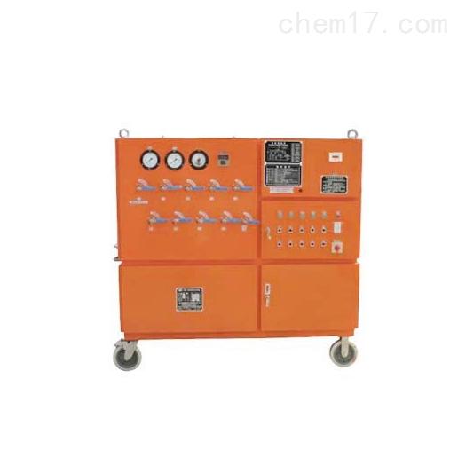 大容量单容器系列SF6气体回收充气净化装置