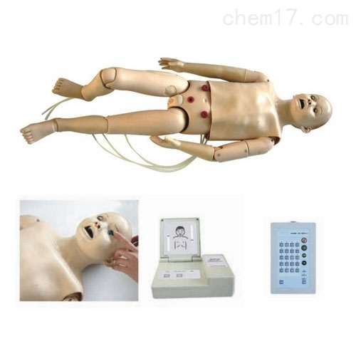 全功能五岁儿童高级急救护理模拟人