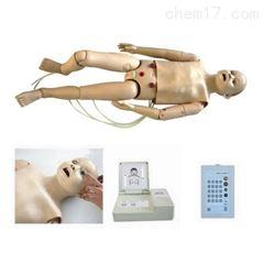 BIX-FT334全功能五岁儿童高级急救护理模拟人
