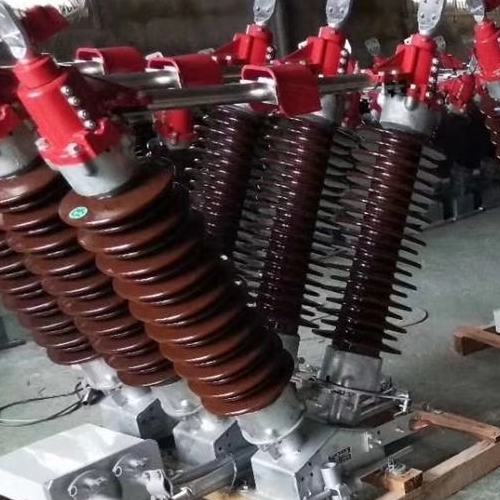 全国配送35KV硅橡胶高压隔离开关