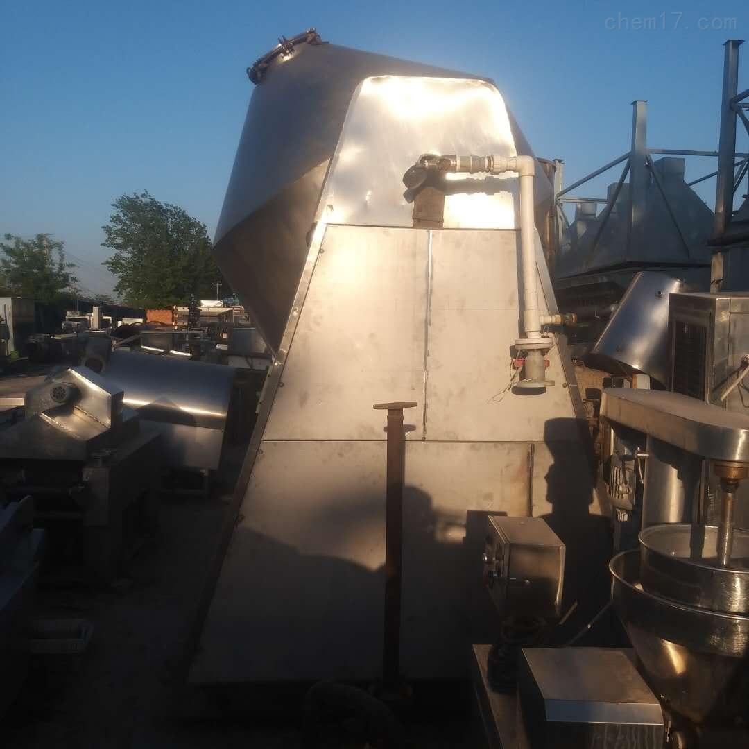 回收二手双锥干燥机的优势