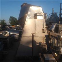 出售二手1000L搪瓷双锥真空干燥机