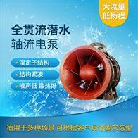 QGWZS型叶轮湿坑安装1000QGWZ全贯流潜水电泵