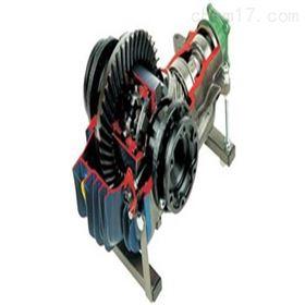 YUY-JP096带盘式锁紧的后轮驱动装置解剖模型