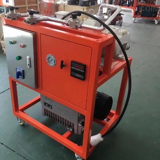 SG2085A型抽真空充气装置