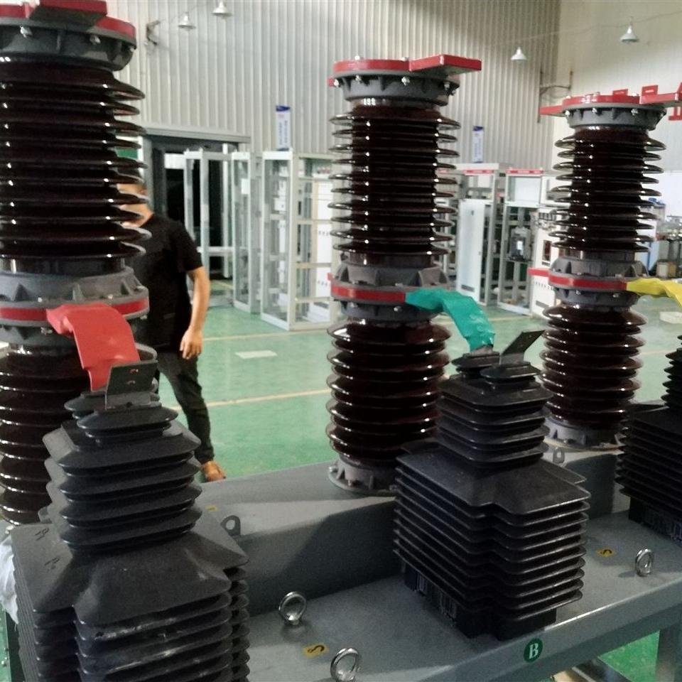 优质现货ZW7高压户外35KV真空断路器洛阳市