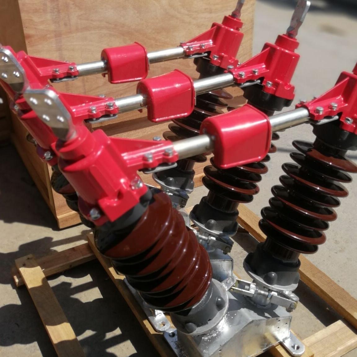 户外GW4-40.5电动操作高压隔离开关