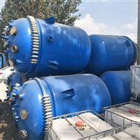 长期回收二手搪瓷反应釜