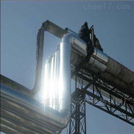 齐全南冲镀锌铁皮管道保温施工方法及安装技巧