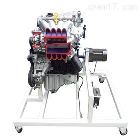 YUY-JP0174汽油发动机解剖演示台(大众B5-1.8L)