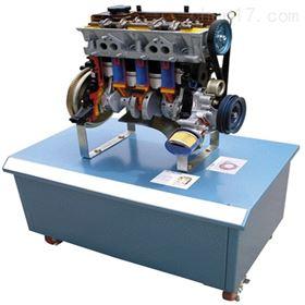 YUY-JP0176汽油发动机解剖演示台(柜式)