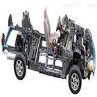 汽车综合原车底盘解剖模型(轿车)