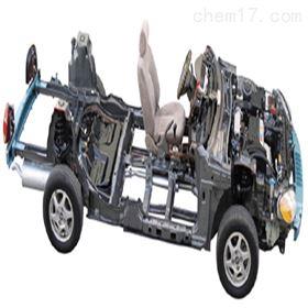 YUY-JP0226汽車綜合原車底盤解剖模型(轎車)