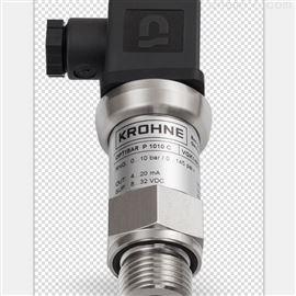 OPTIBAR P 1010KROHNE 科隆压力测量