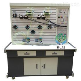 YUY-QY04透明液压PLC控制实训装置(内泵站)