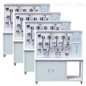 YUY-18F四合一透明液压传动演示系统 铁桌铝槽型