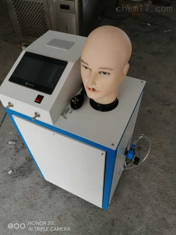 <strong>自吸過濾式呼吸器呼吸阻力檢測器</strong>
