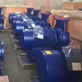 ISW变频卧式管道离心泵