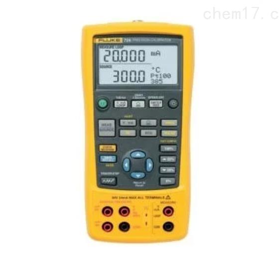 Fluke 726 高精度多功能过程校验仪