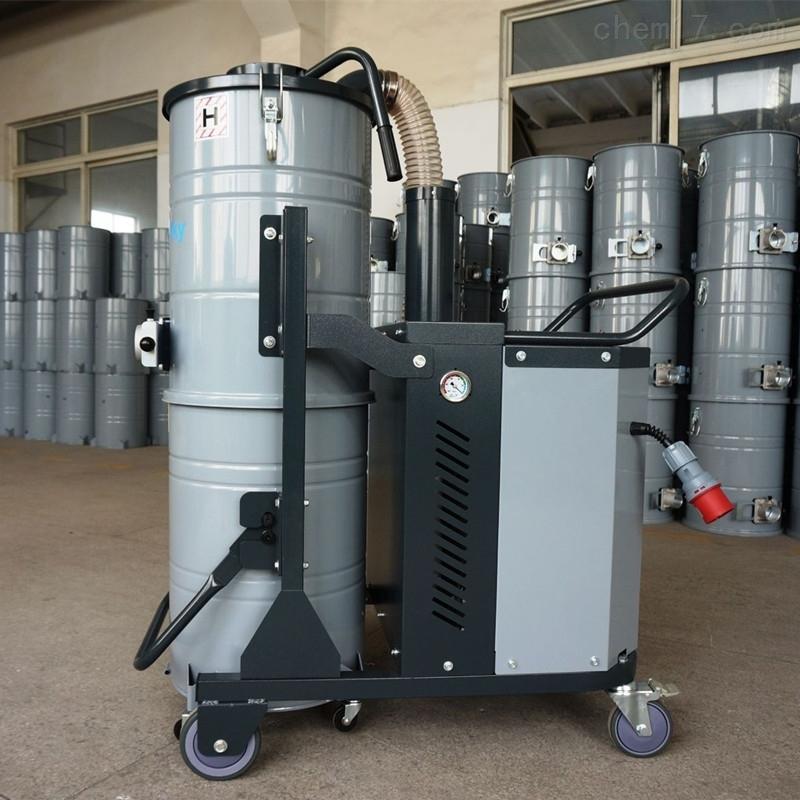 宁波钢铁厂清理铁屑吸尘器