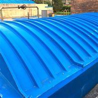 可定制玻璃钢臭气收集池密封盖板生产厂家