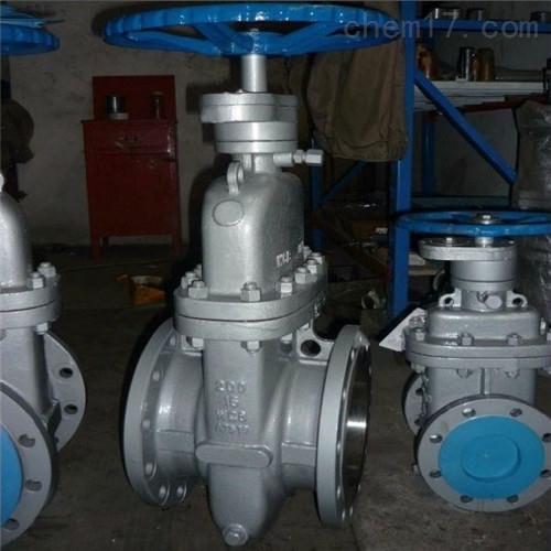 Z42W煤气闸阀