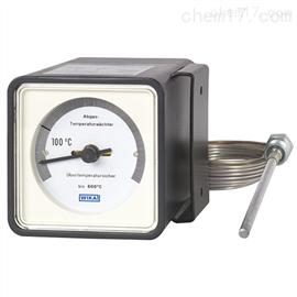 STW15德国WIKA威卡电接点温度计