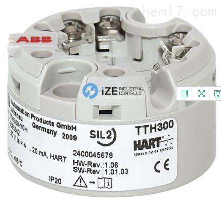 温度变送器一体化TTH.300E1