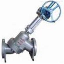 SJS545Y傘齒輪Y型料漿閥