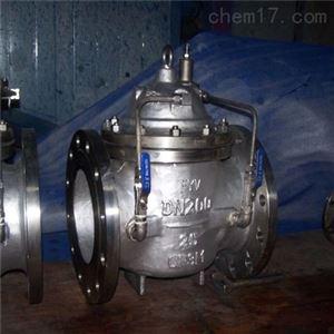 水泵节制阀700X