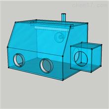 KTY-P系列有机玻璃灭菌手套操作箱