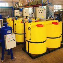1500升还原剂自动投药装置三泵两用一备系统