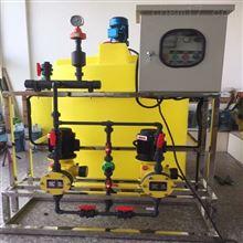 MYJY-6000L大型水处理厂除麟加药装置膜清洗加药带支架