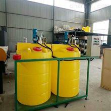 MYJY-6000L干粉锅炉加药系统