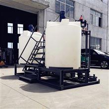 MYJY-8000L化工厂碳源投药系统全自动加药装置
