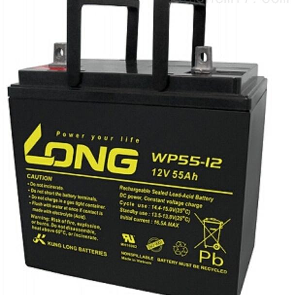 LONG广隆蓄电池WP55-12销售报价
