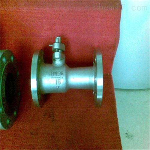 QJ41M不锈钢一体式高温球阀