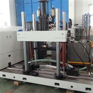 pws-50电液伺服钢板弹簧疲劳试验机